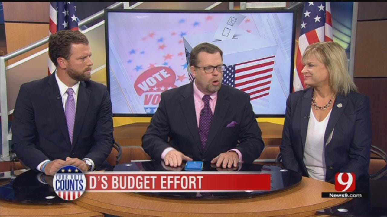 Your Vote Counts: Budget Talks, Education
