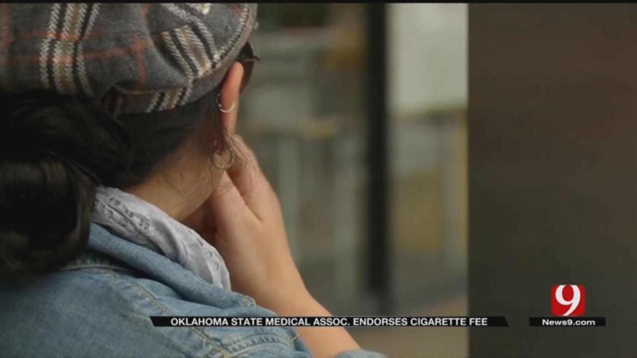 Oklahoma Doctors Support Cigarette Fee Amid Legal Battle