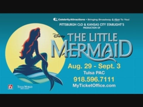 Celebrity Attractions: Little Mermaid - 07/2017 (Don't use)