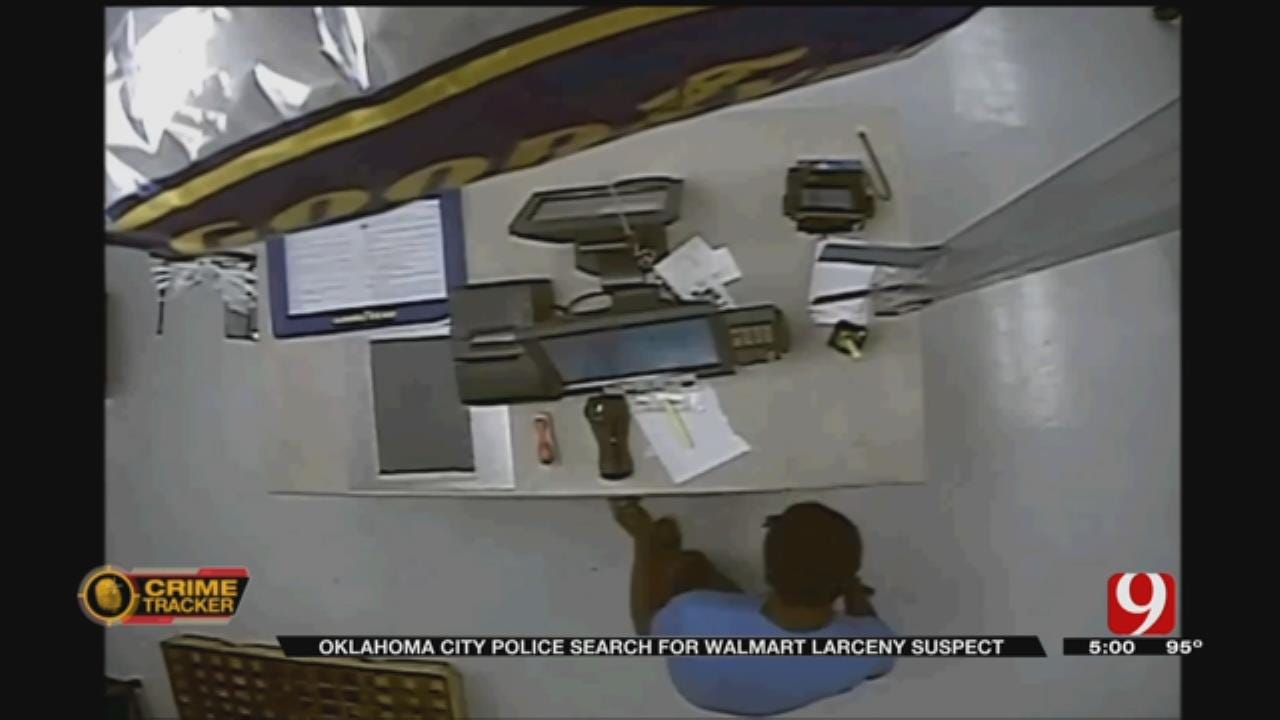 Thief Uses Crowbar To Open Belle Isle Walmart Cash Register