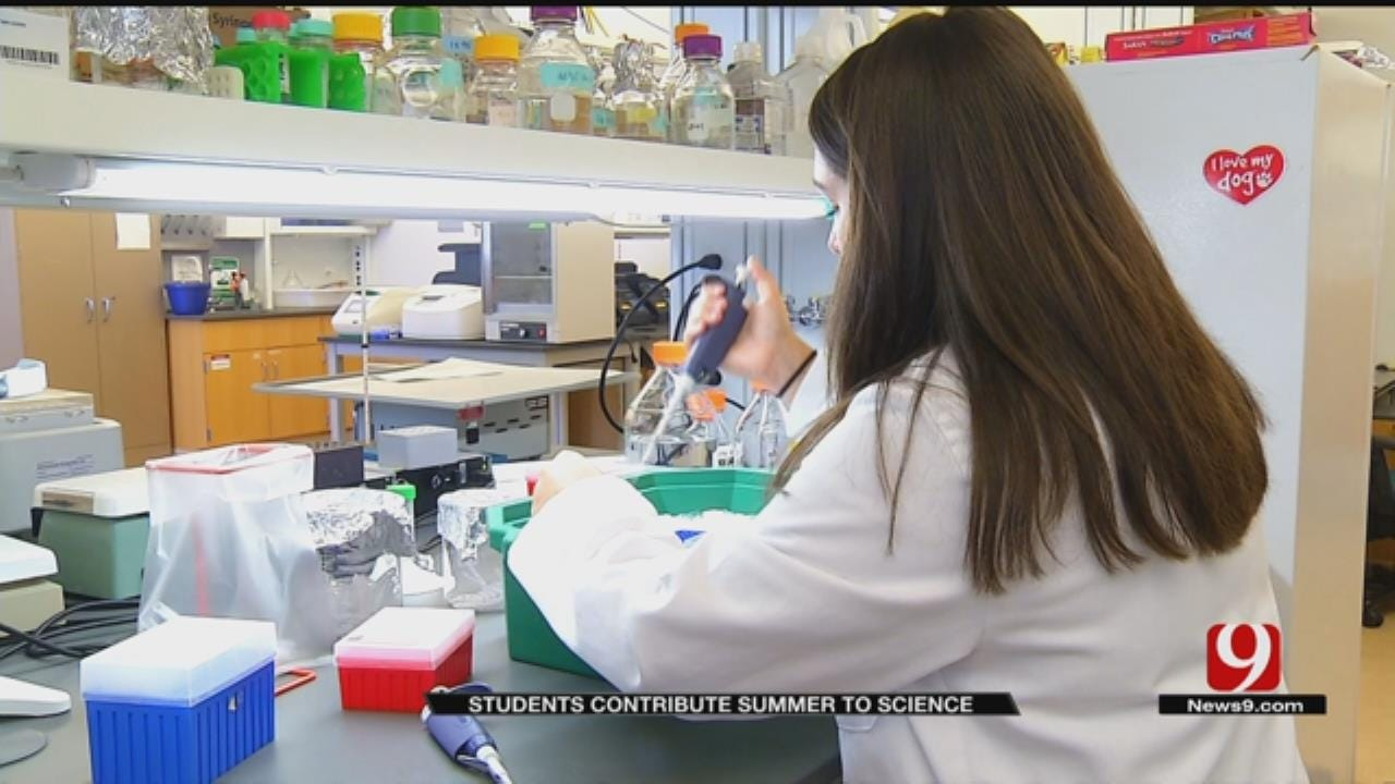 Medical Minute: Science Summer For Oklahoma Students