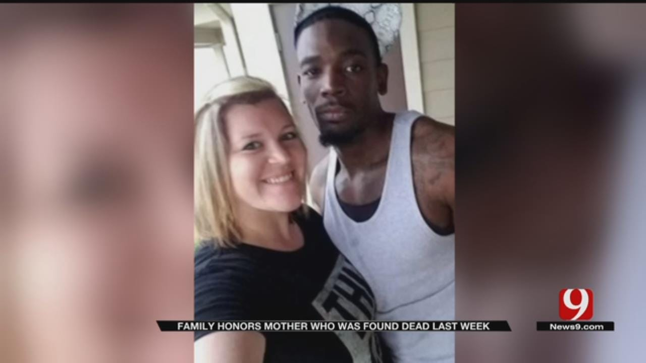 Family Honors Mother Who Was Found Dead Last Week In NE OKC