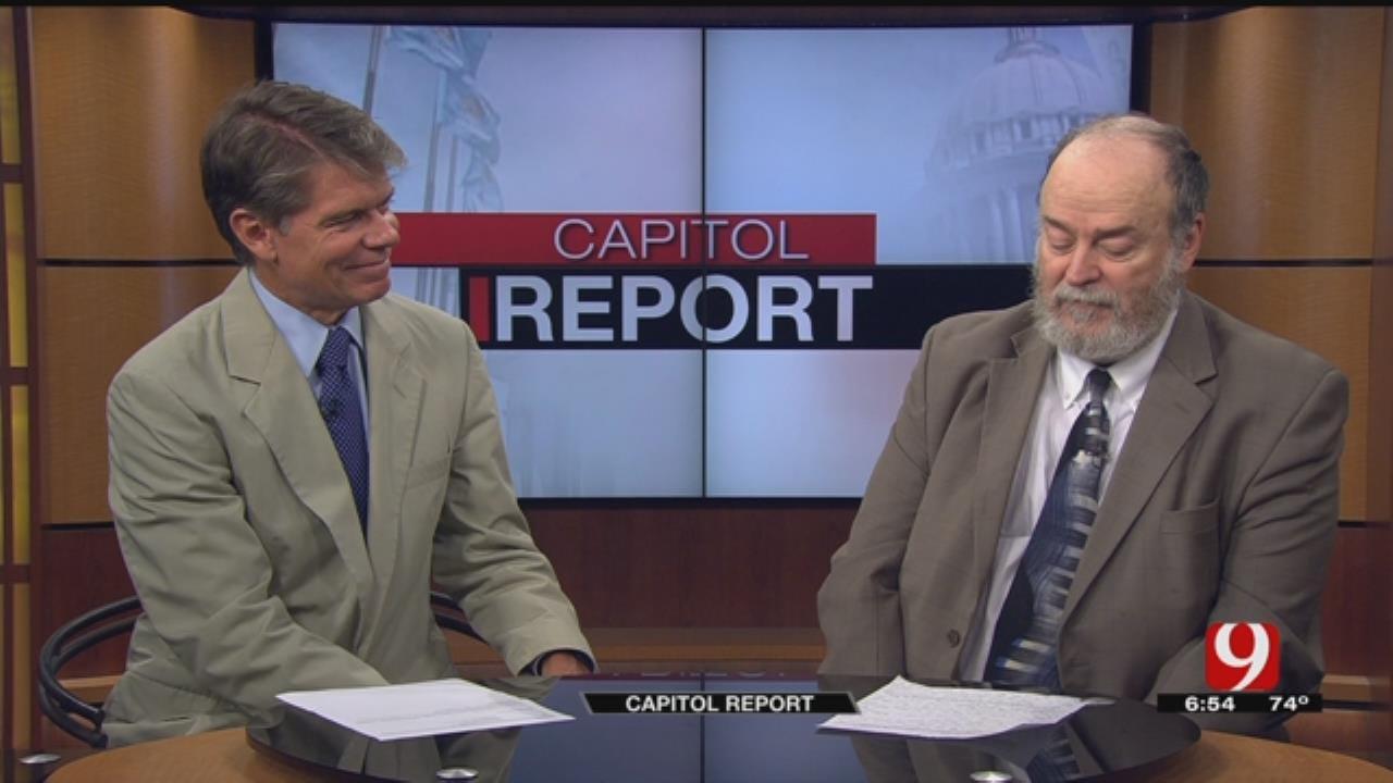 Capitol Report: Treasurer Ken Miller