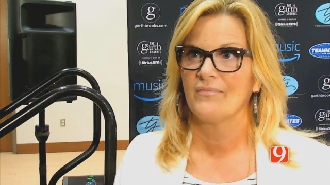 WEB EXTRA: Kelly One-On-One With Trisha Yearwood