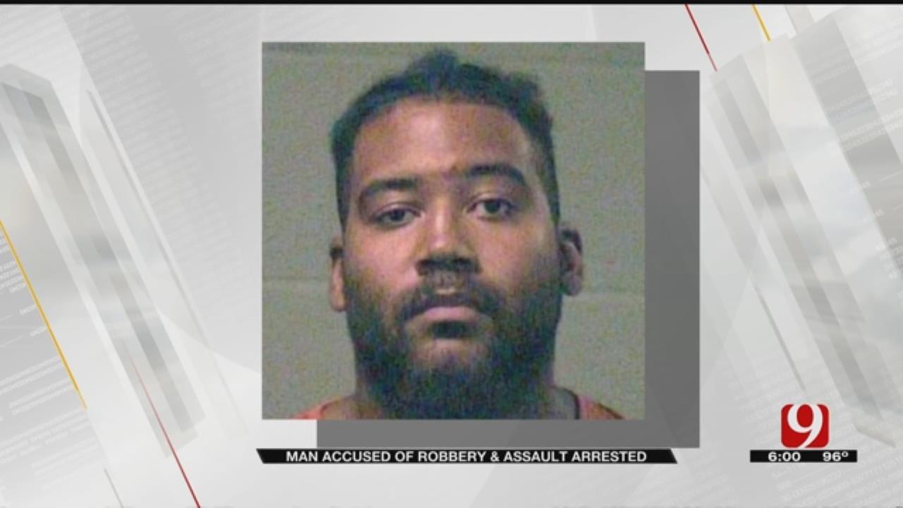Police Arrest Man Accused Of Robbing, Assaulting Elderly Store Clerk