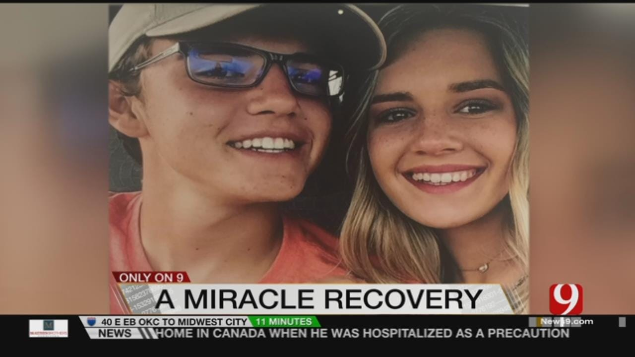 """Laverne Teen's Recovery """"A Miracle"""" After Rollover Crash"""