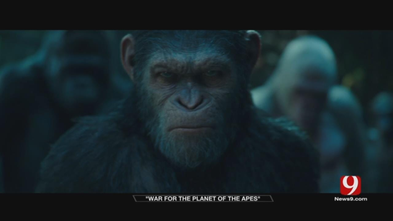 Dino's Movie Moment: War For The Planet Of The Apes