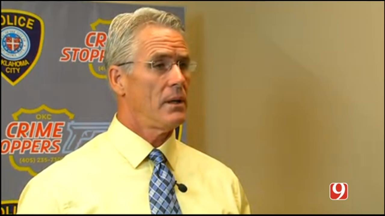 WEB EXTRA: Full OKCPD Press Conference On Officer-Involved Shooting