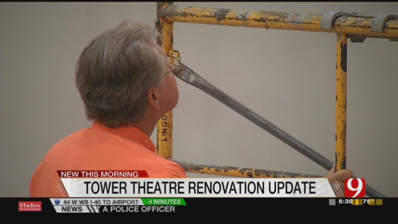 Tower Theatre Celebrates Reopening, Birthday With Film Screening