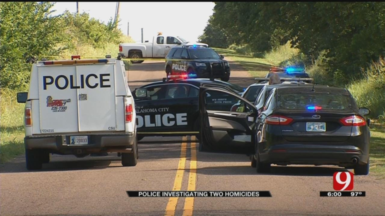 Two Bodies Found In Two Days In Same Area Of Oklahoma City