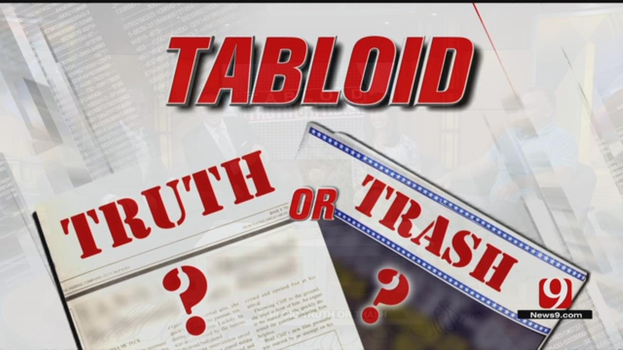 Tabloid Truth Or Trash For Tuesday, July 11