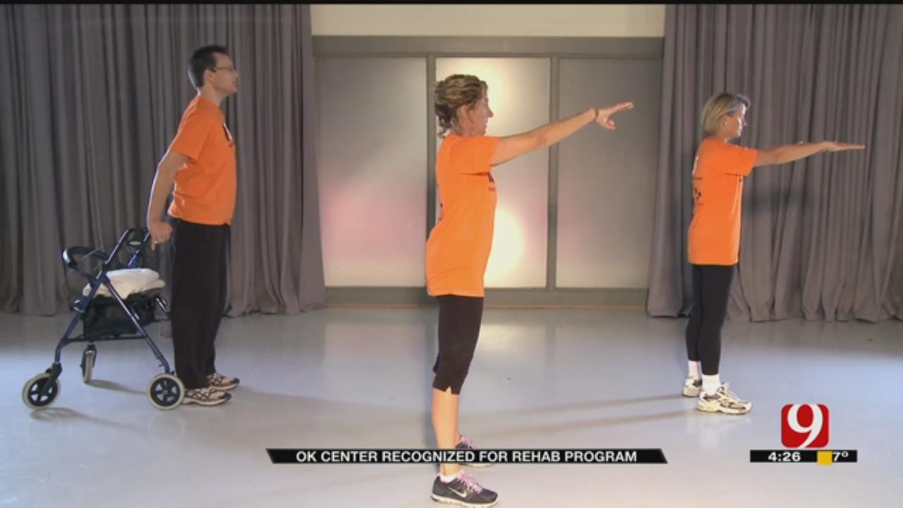 Medical Minute: OMRF Rehab Innovation Receives Recognition