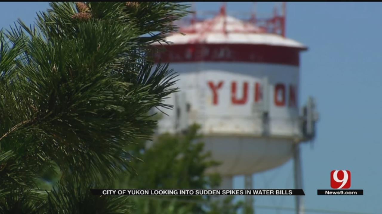 Yukon Residents See Spike In Water Bills