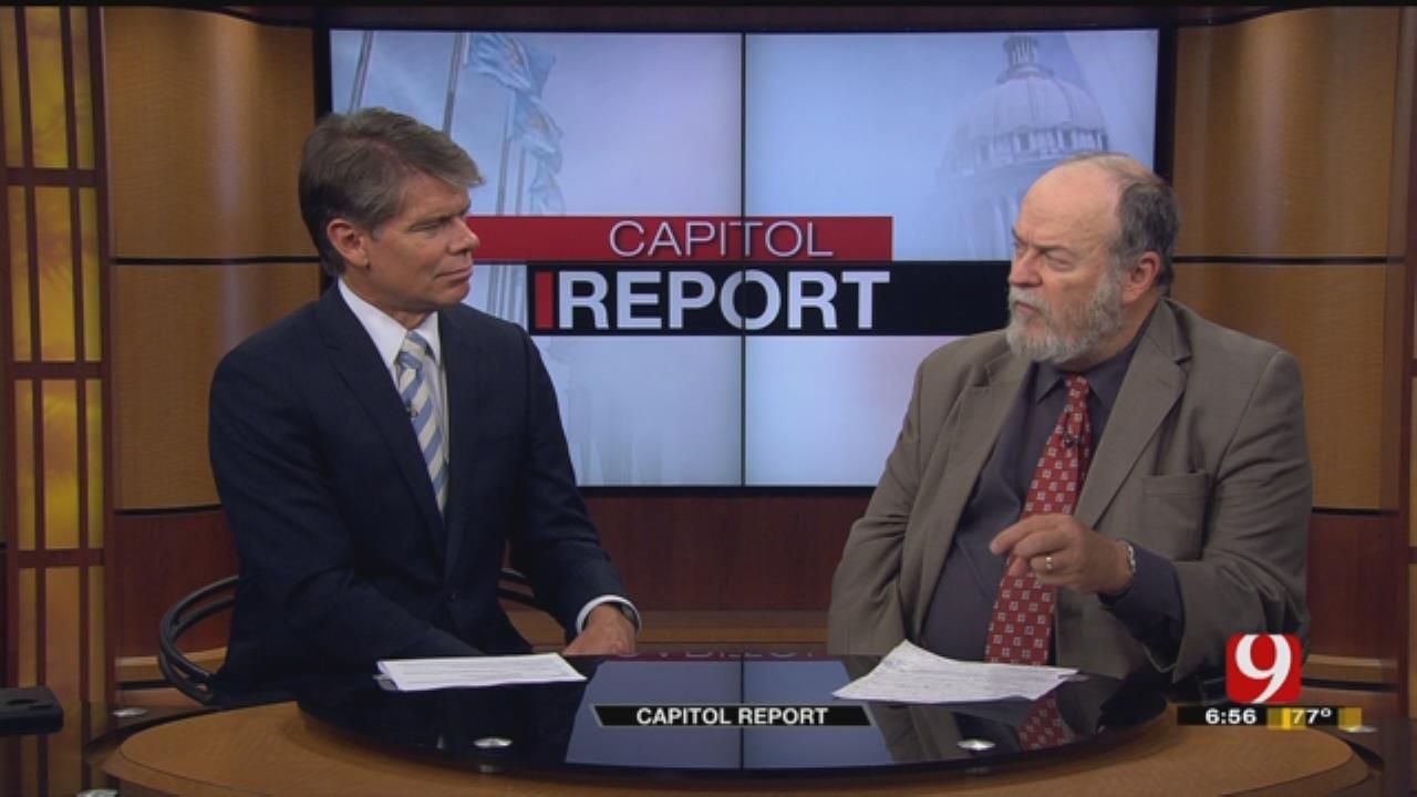 Capitol Report: Revenue Measures Under Legal Challenge
