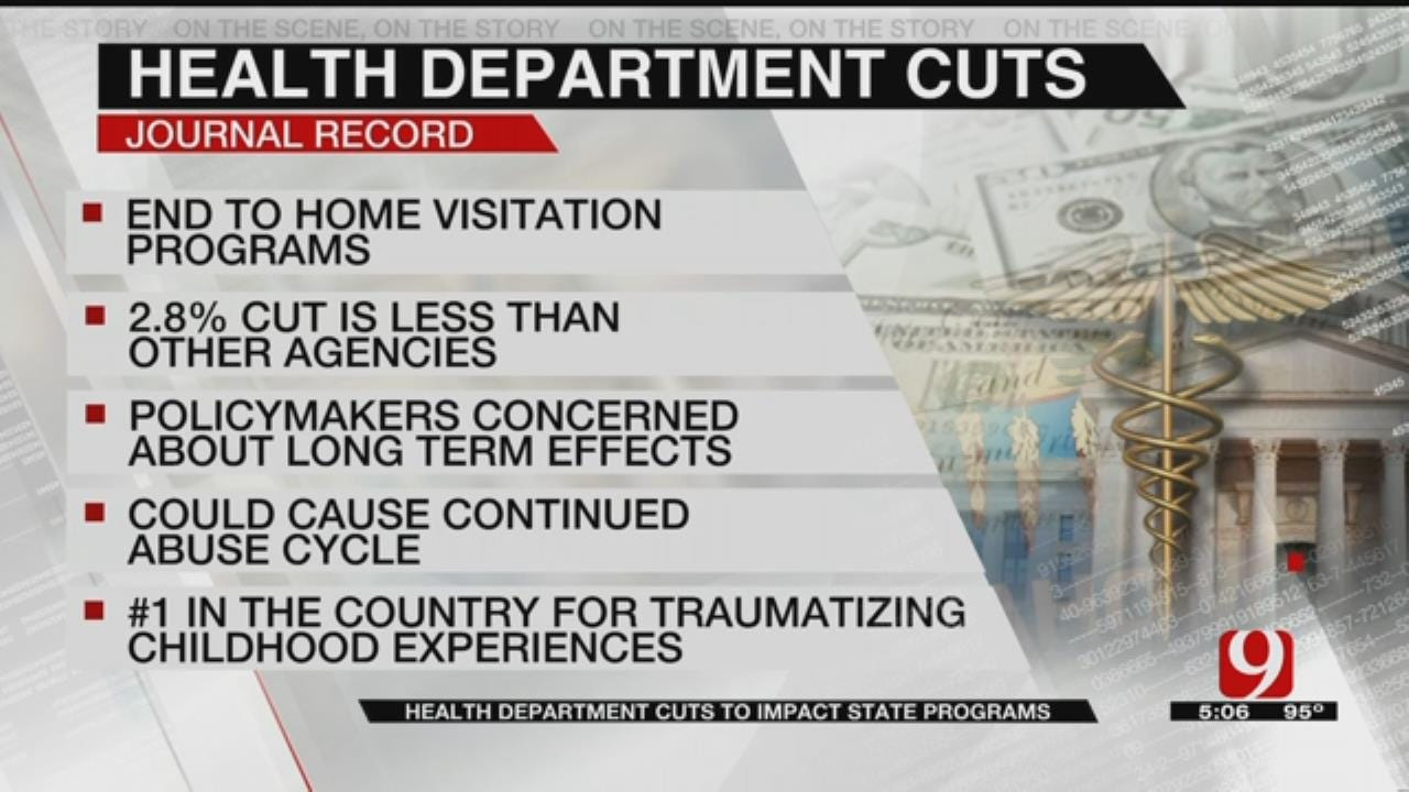 Child Abuse Prevention Programs Affected By State Budget Cuts