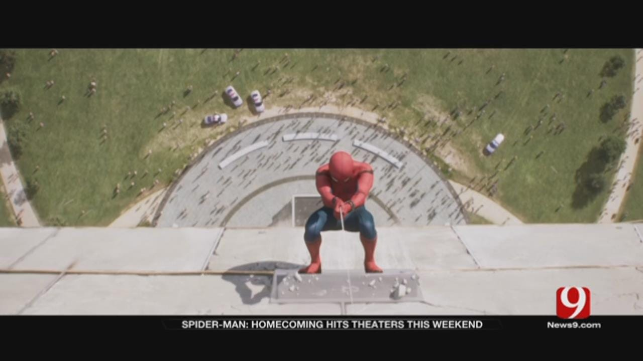 Dino's Movie Moment: Spider-Man: Homecoming