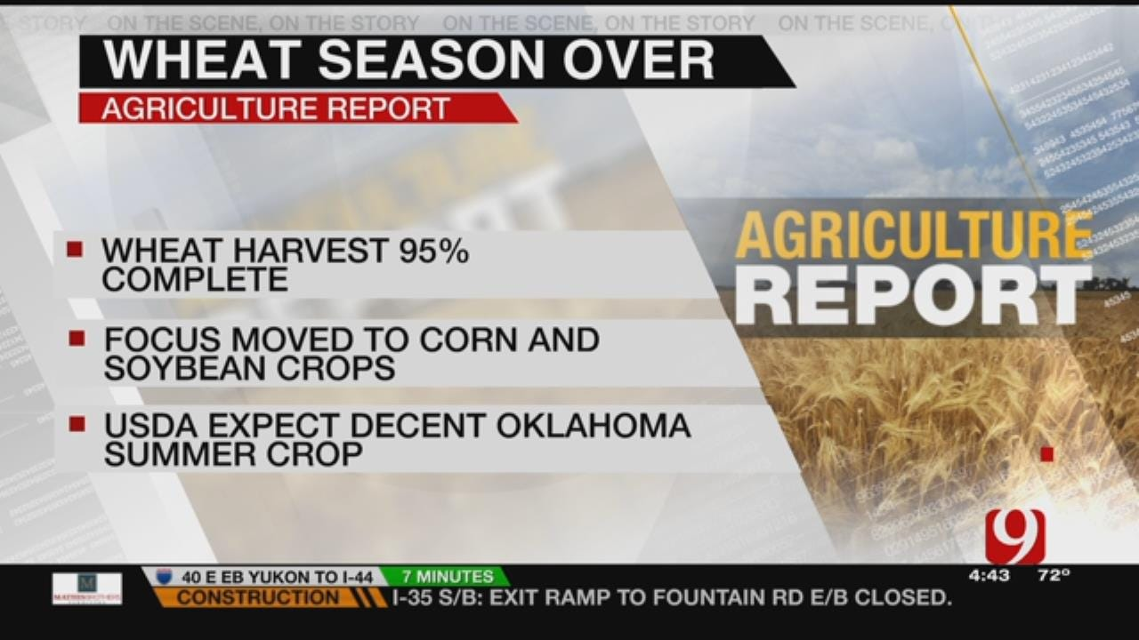 Ag Report: July 7, 2017
