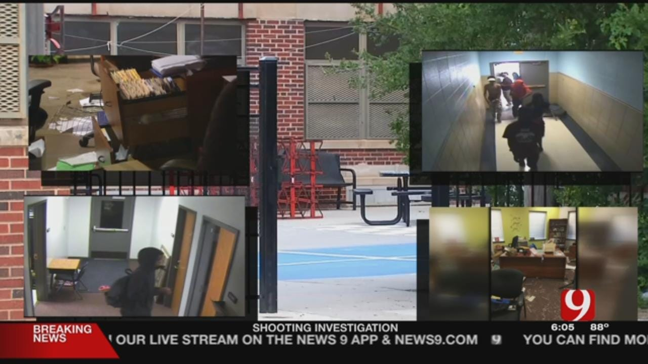 OKC Schools Stepping Up Security After More Vandalism