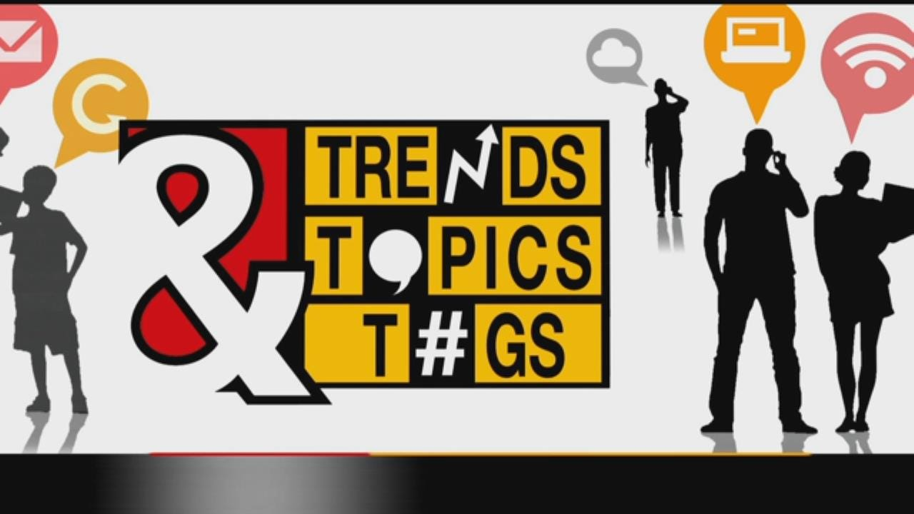 Trends, Topics & Tags: CNN Trump GIF Controversy
