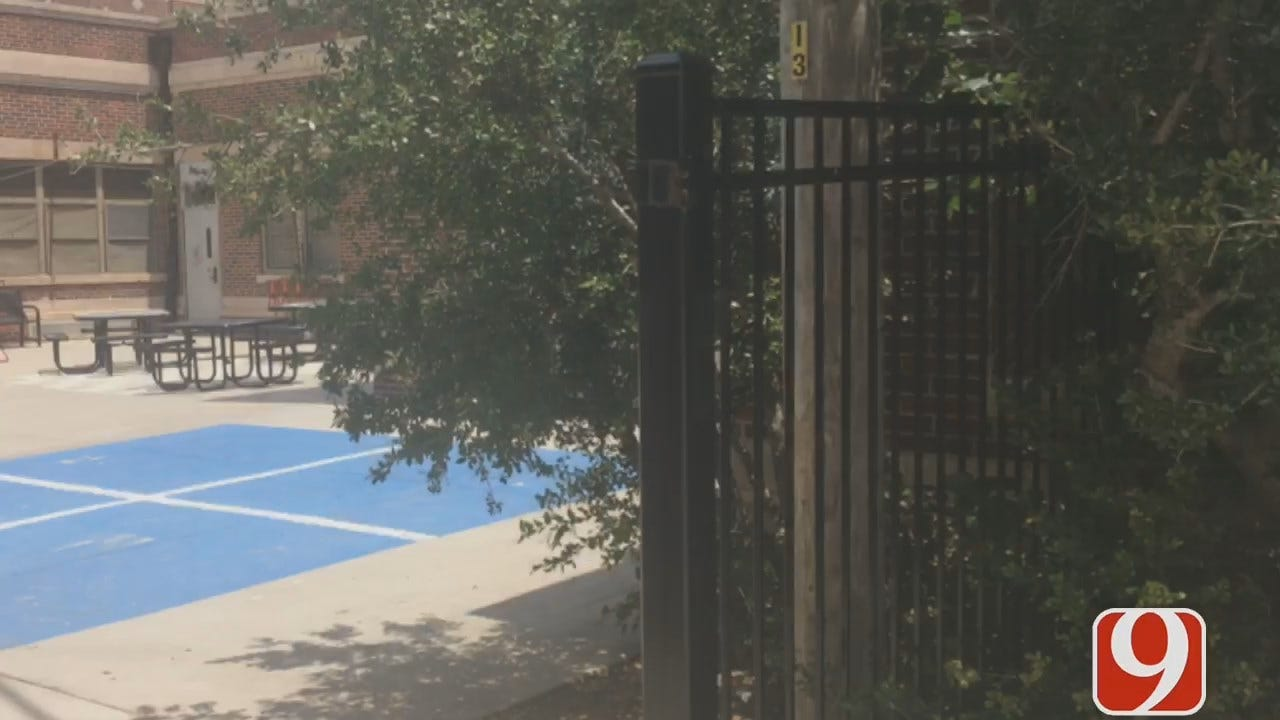OKC Public Schools Dealing With Increased Vandalism Problems