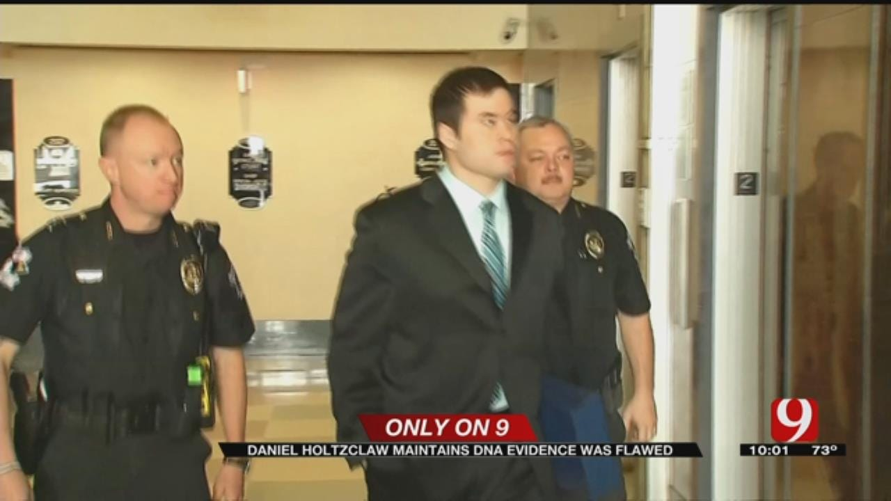 Daniel Holtzclaw Maintains DNA Evidence Was Flawed