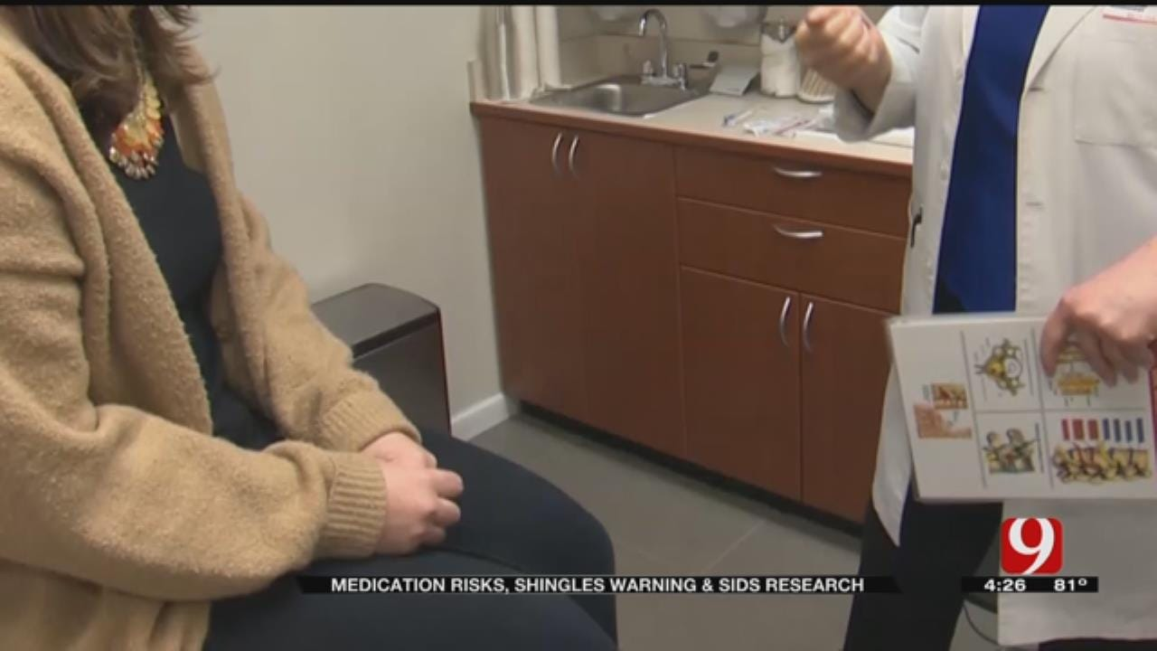 Medical Minute: New Warning For Shingles Sufferers