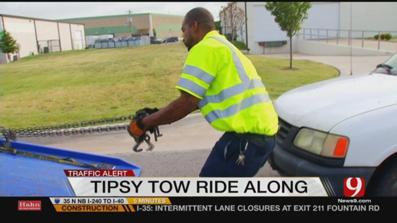 AAA Offers Tipsy Tow Tonight