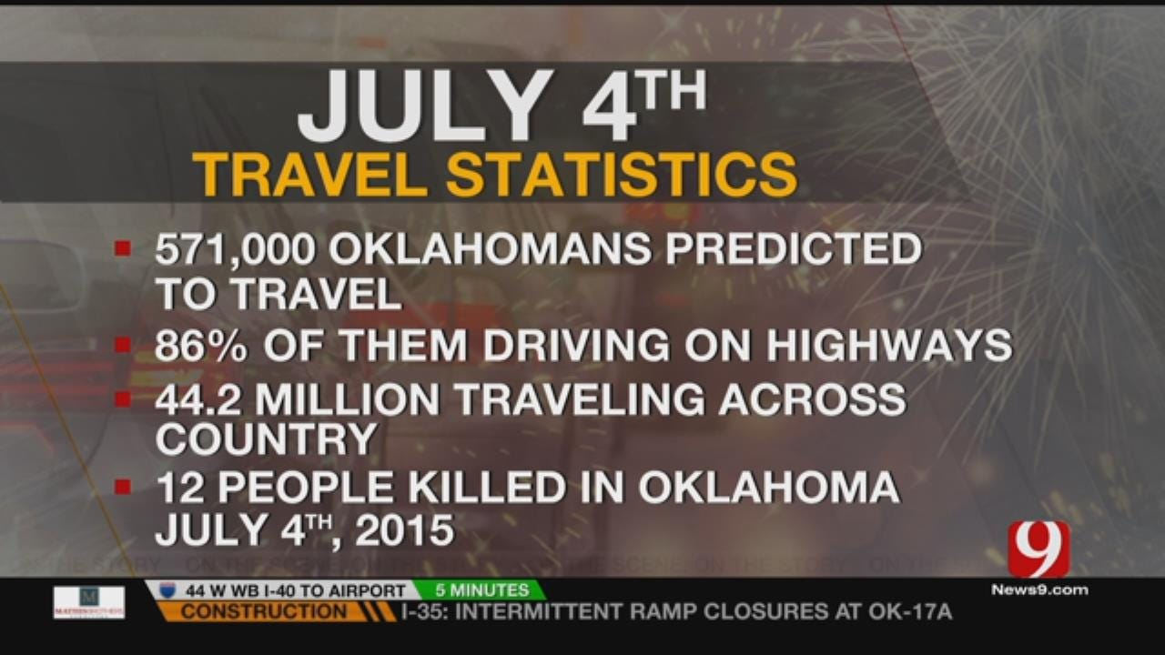 Record Number Of Drivers Expected This Holiday
