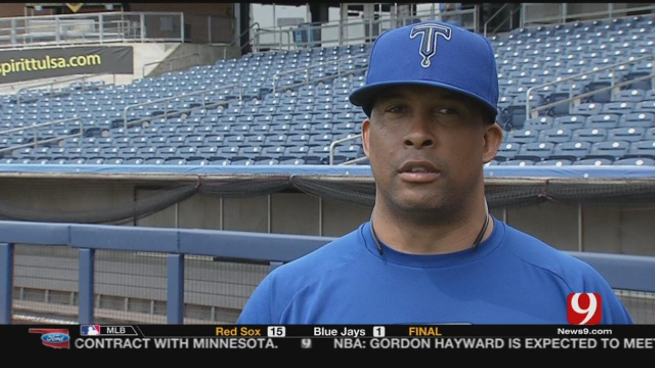 Story: Tulsa Drillers Clubhouse Mgr. Brady Woods