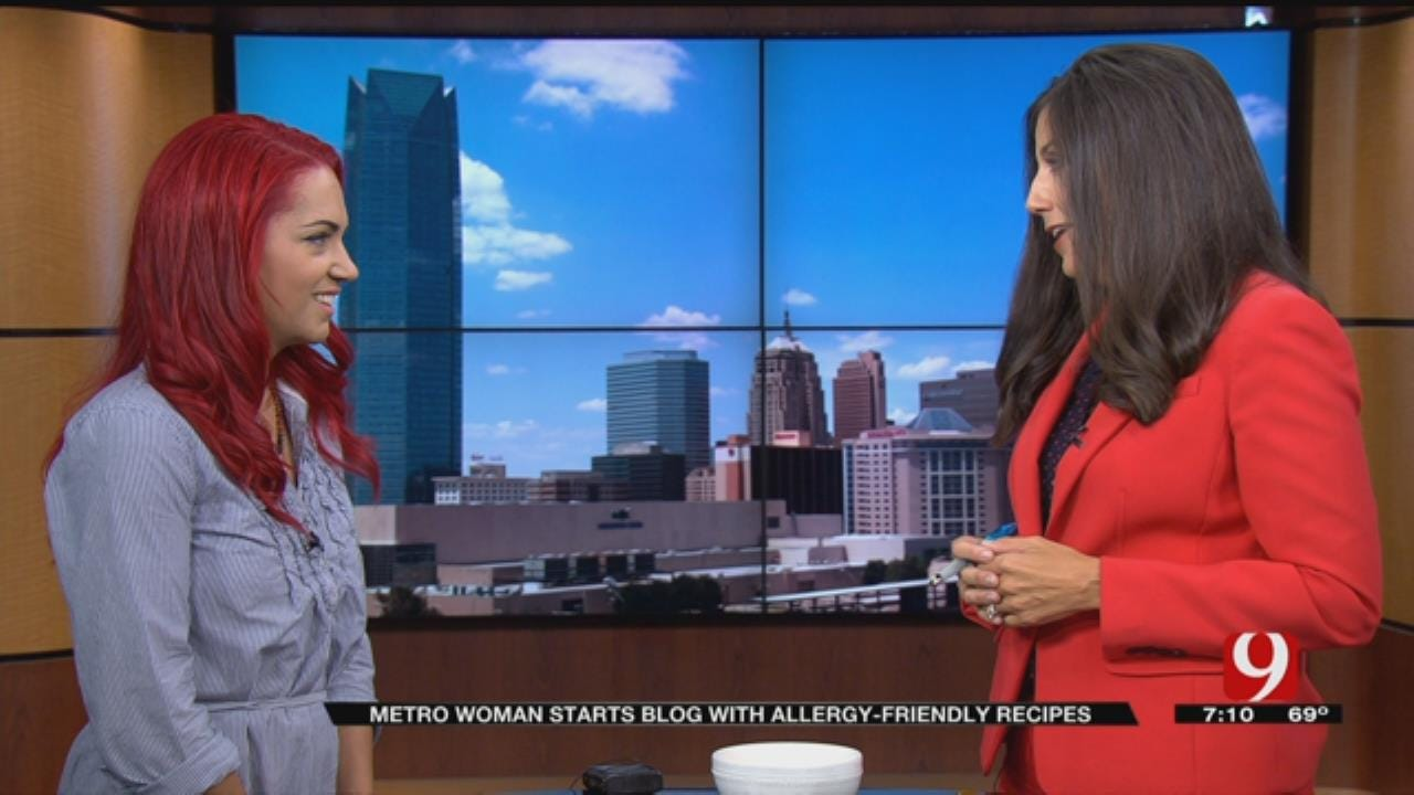 Metro Woman Starts Blog With Allergy-Friendly Recipes