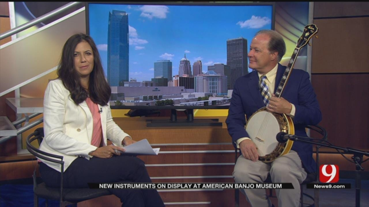 New Instruments On Display At American Banjo Museum
