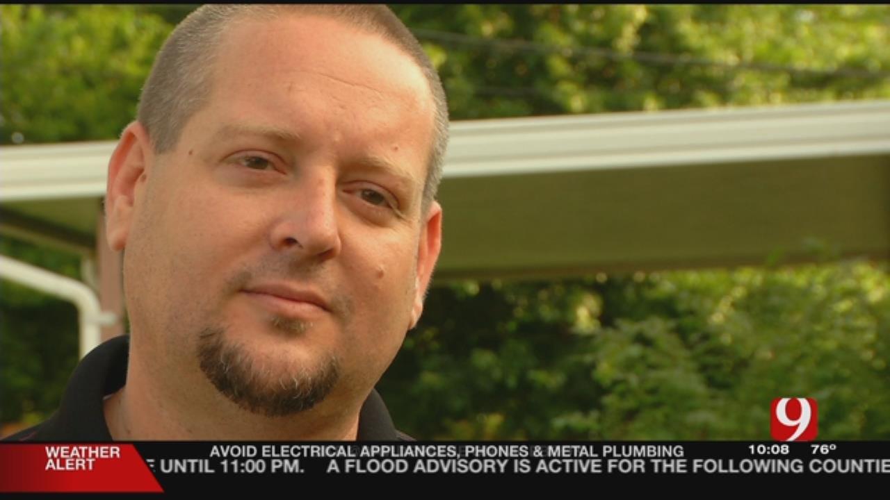 Del City Father Describes Plan To Catch Alleged Child Predator