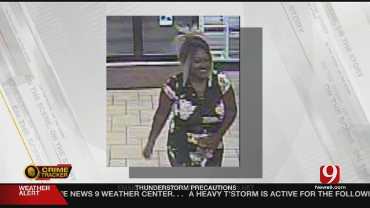 OKC Police Release Photo Of Possible Murder Witness