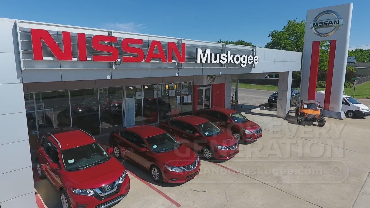 Nissan of Muskogee July 2017