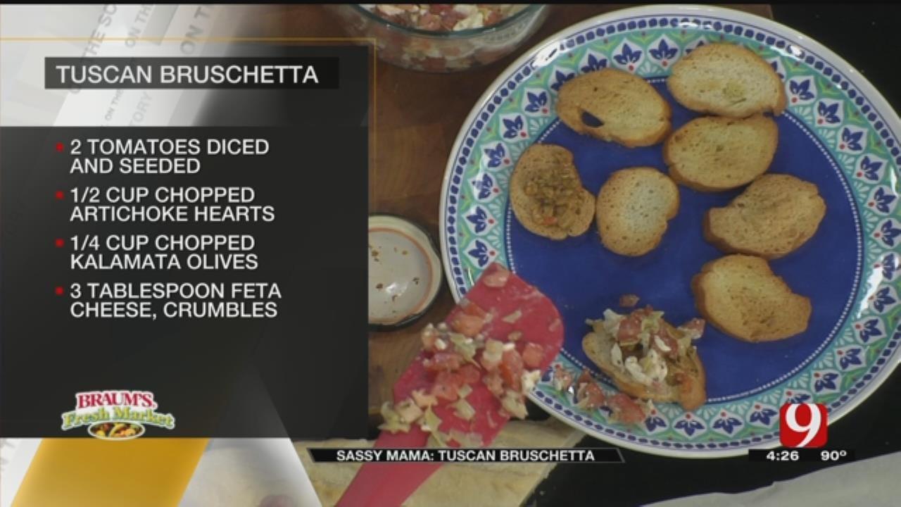 Tuscan Bruschetta