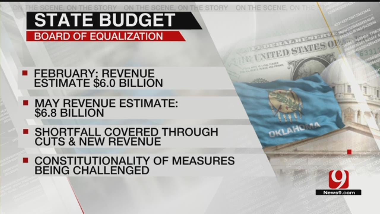 Oklahoma's Board of Equalization Certifies Budget As It Faces Mounting Legal Battle