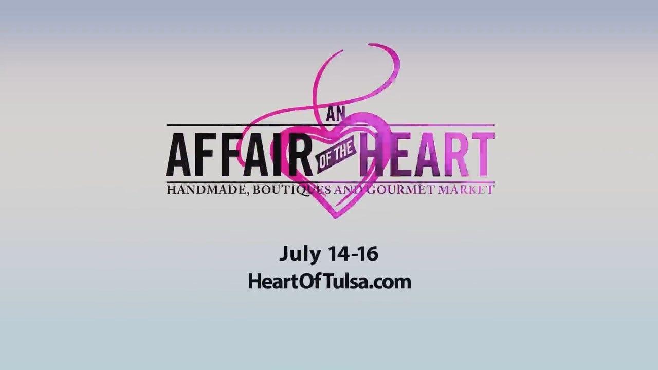 Affair of the Heart - Tulsa - July 2017