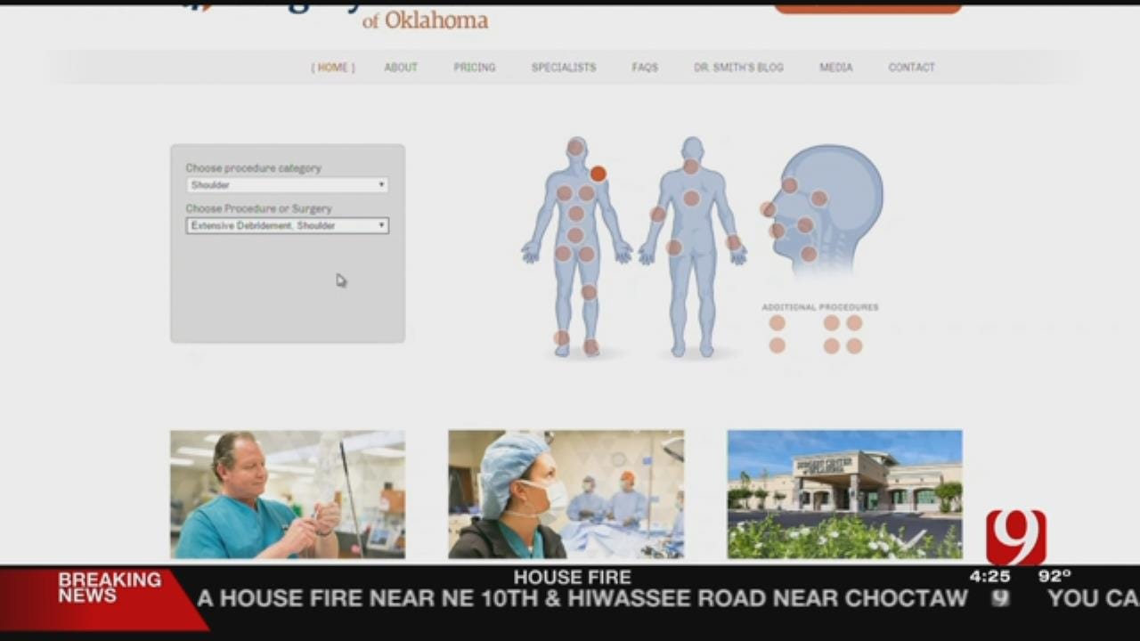 Medical Minute: Medical Fees Posted Online
