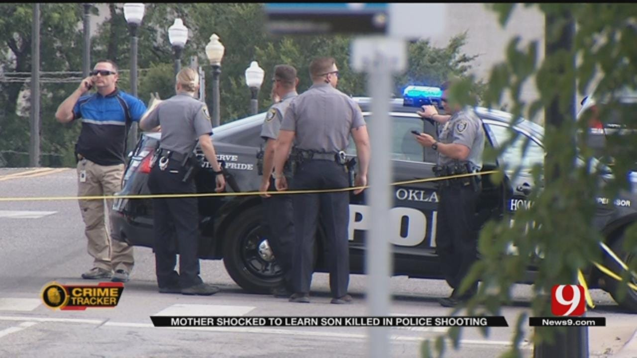 Investigation Into Deadly OKC Officer-Involved Shooting Continues