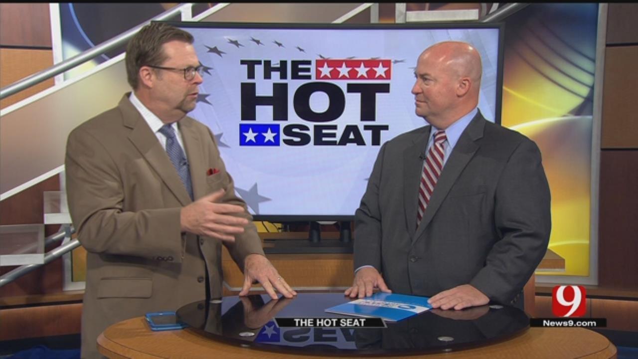 Hot Seat: Joe Dorman