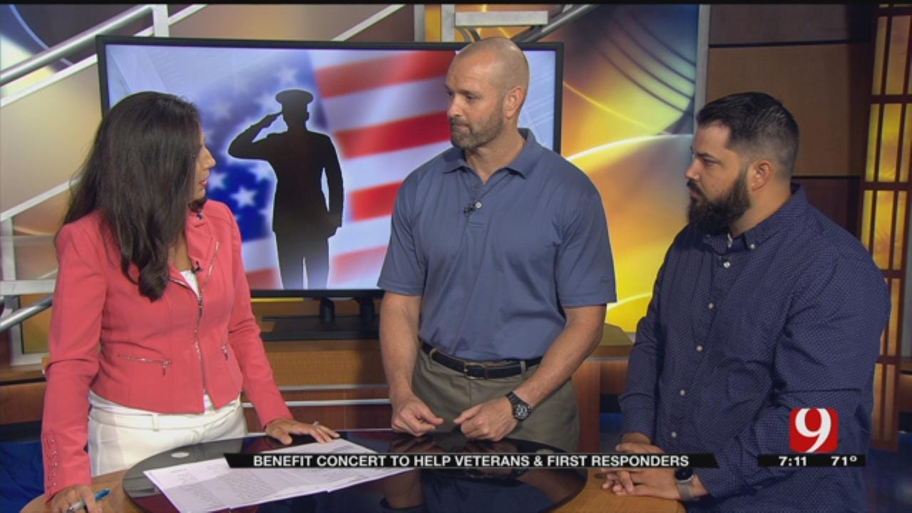 Veterans 4 Life Concert