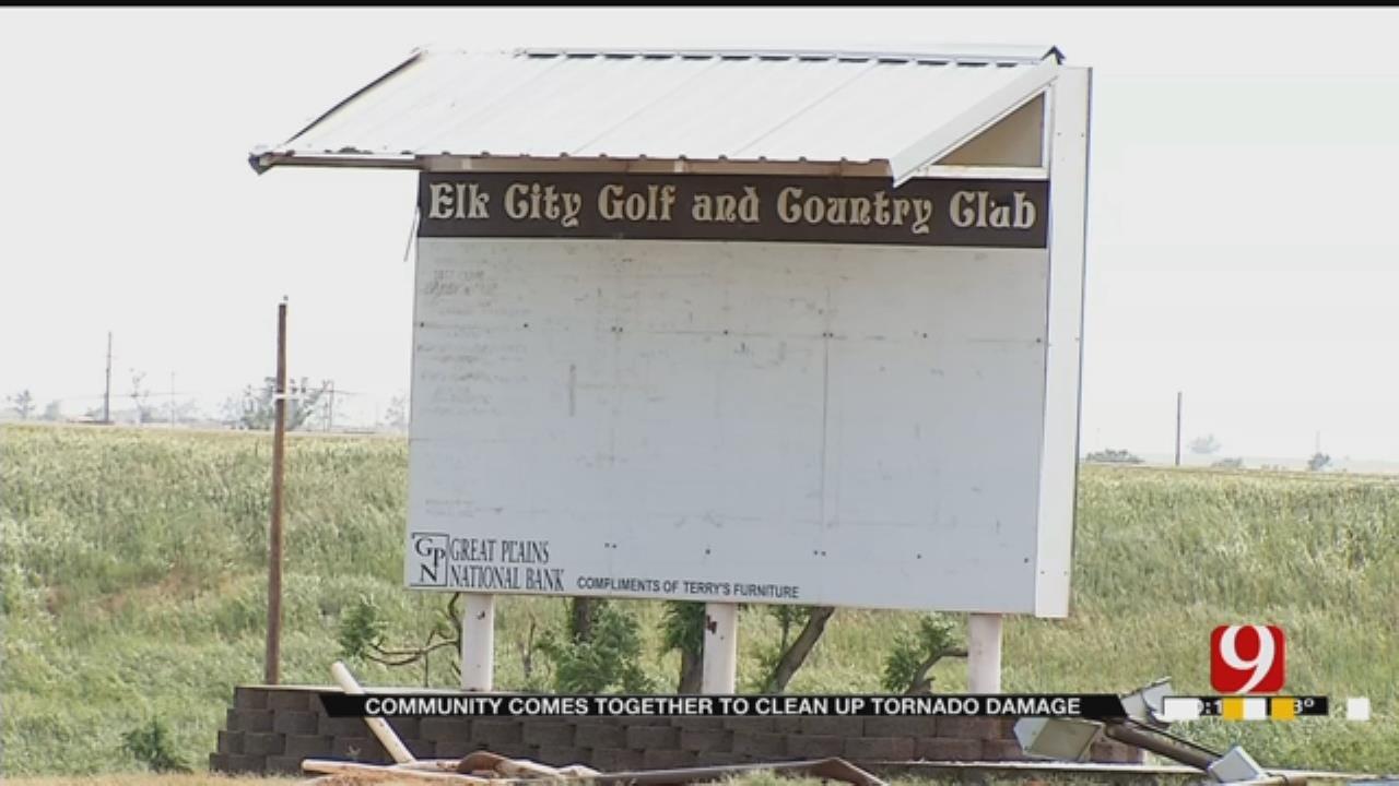 Elk City Continues Recovery Efforts Five Weeks After Devastating Tornado