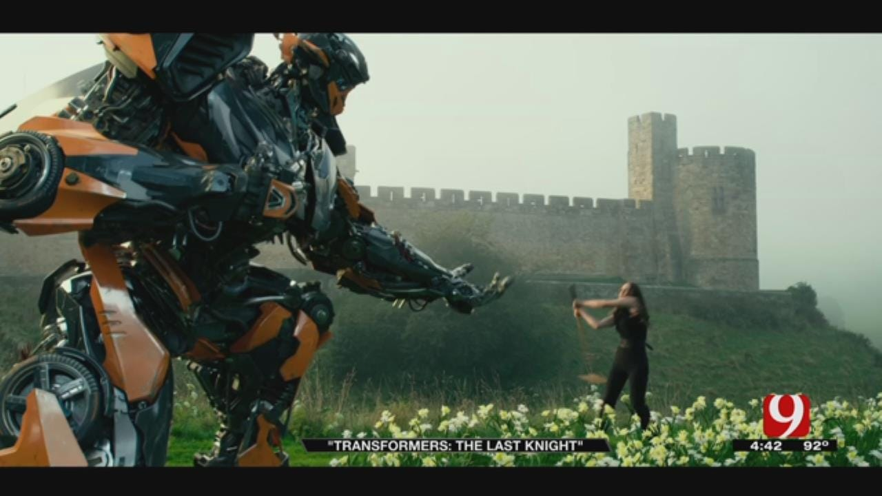 Dino's Movie Moment: Transformers: The Last Knight