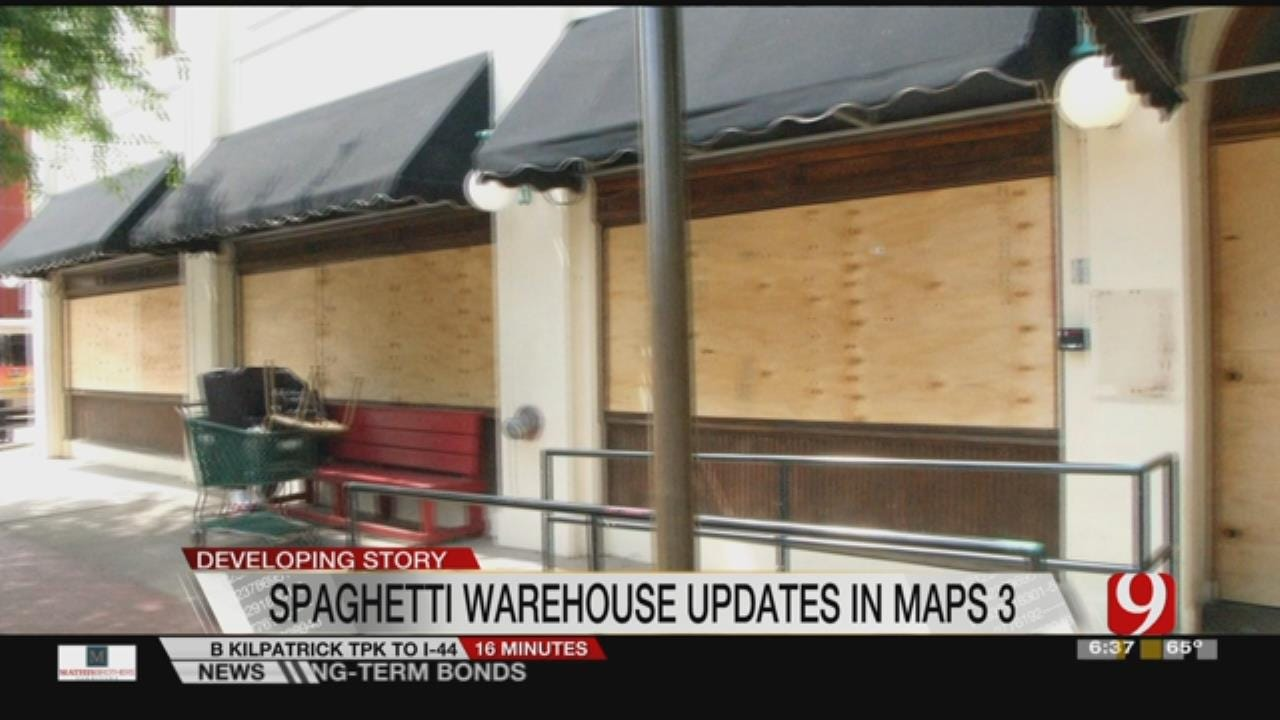 Urban Renewal Authority Wants To Turn Spaghetti Warehouse Property Into Parking Lot
