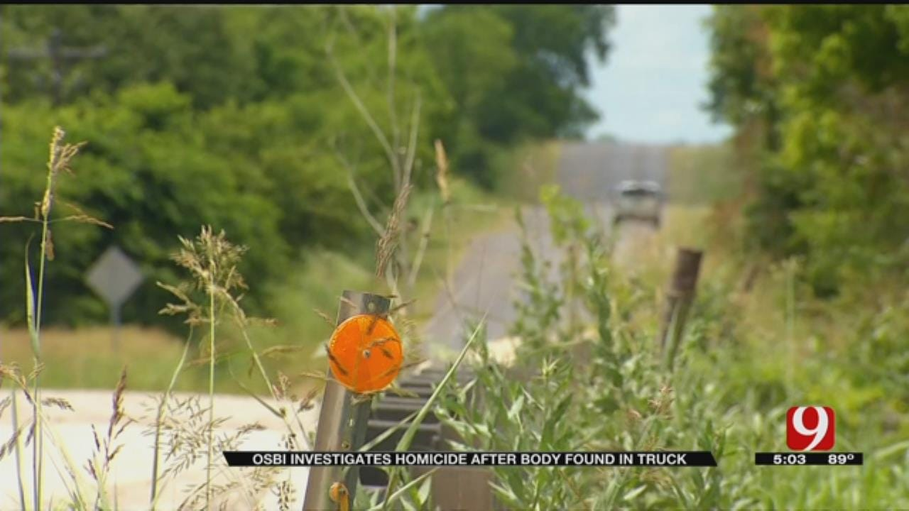 New Details In Released In Garvin County Homicide Investigation