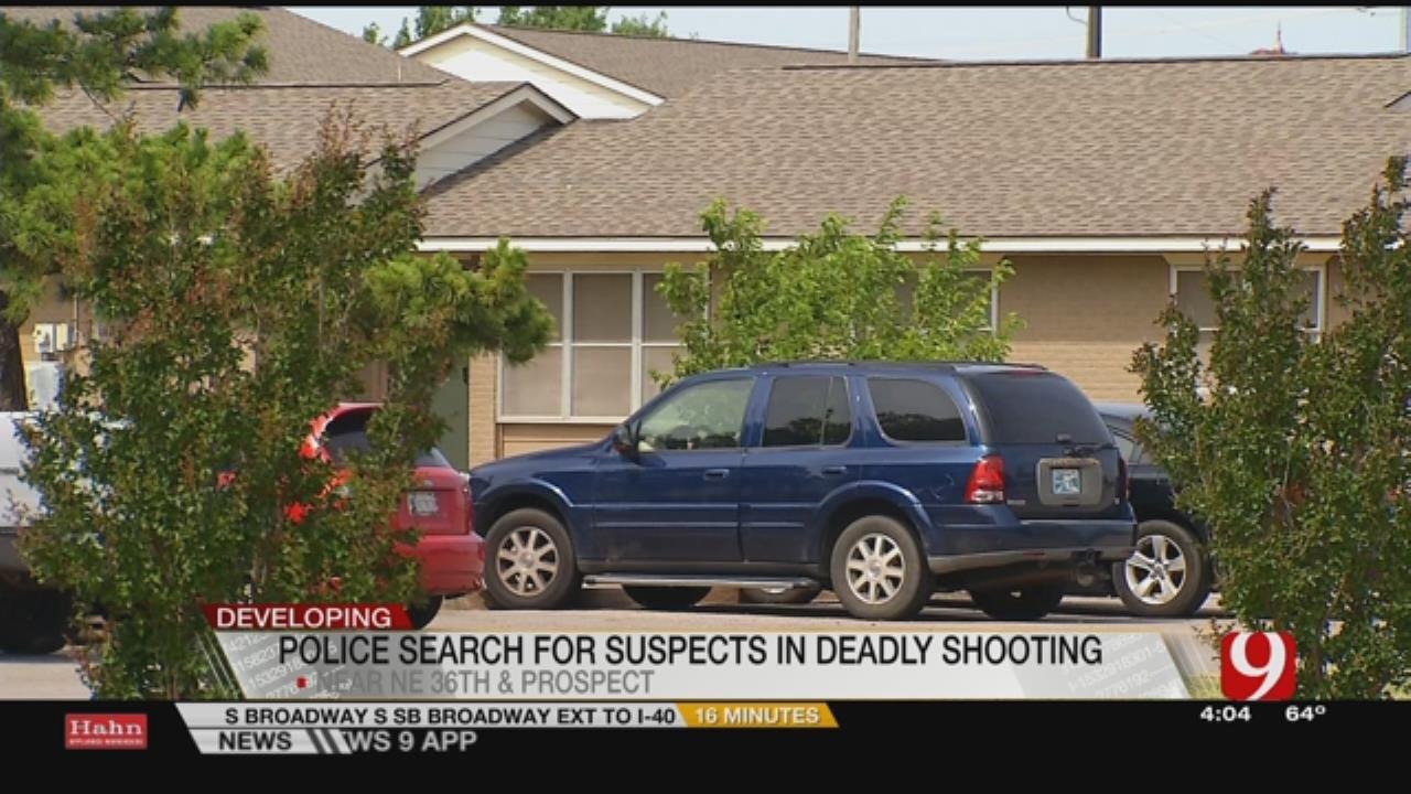Man's Body Found At NE OKC Apartment