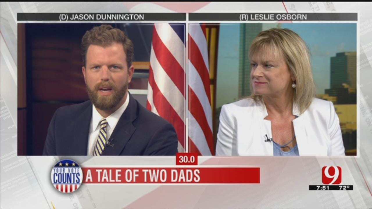 Your Vote Counts: A Tale Of Two Dads
