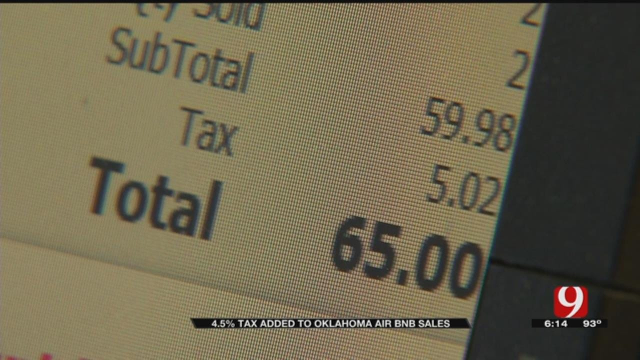Airbnb Latest To Comply With OK Online Sales Tax Law