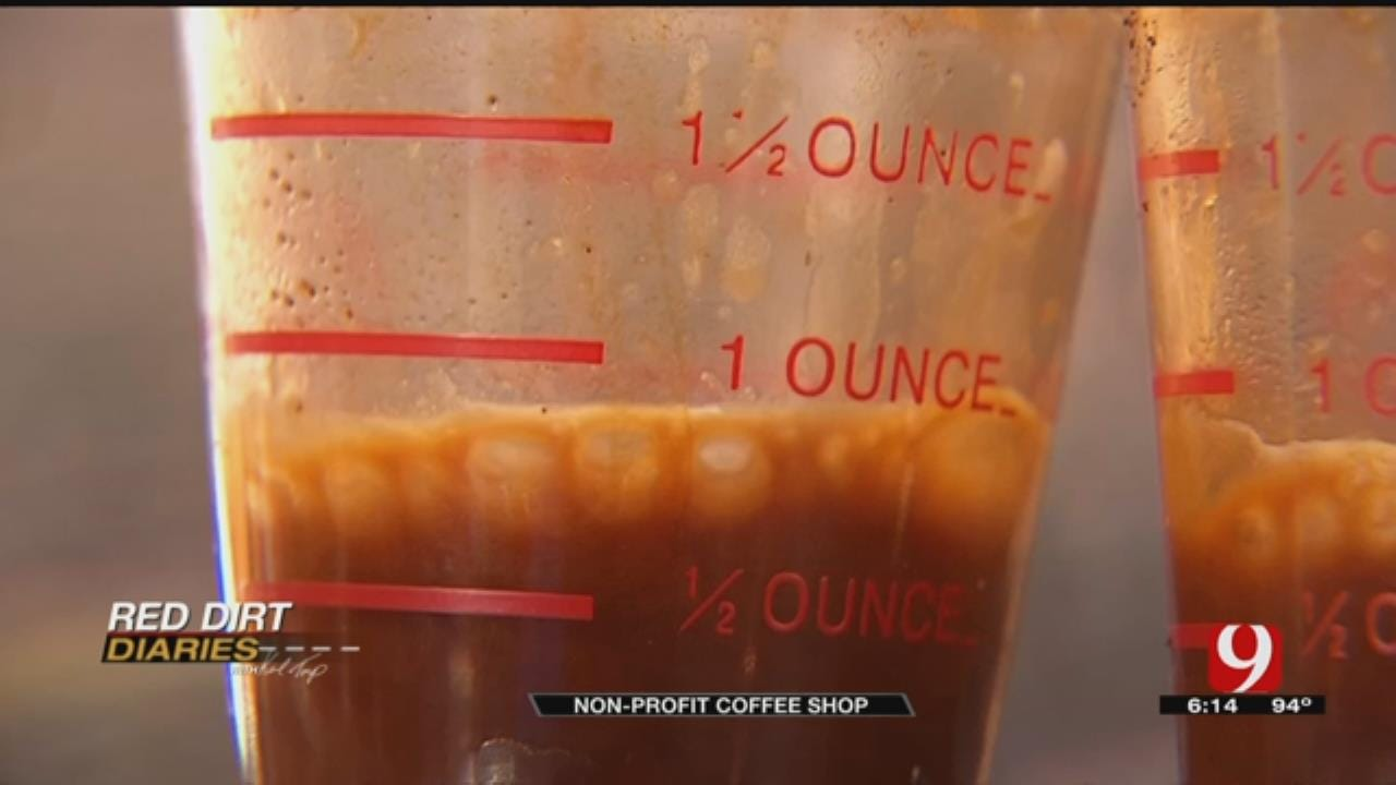 Red Dirt Diaries: A Cup Of Kindness