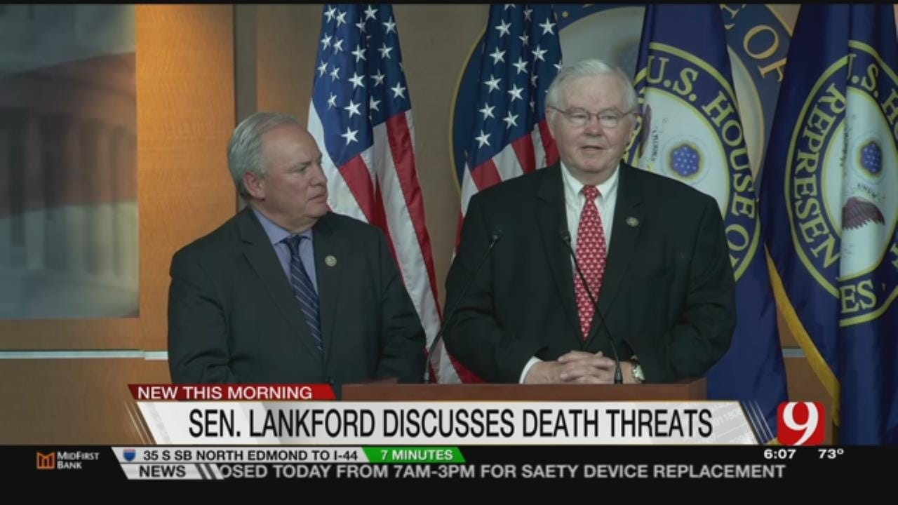 Death Threats Becoming Too Frequent For Oklahoma Congressman